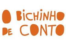 O Bichinho de Conto / Espreite... Take a look...