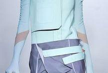Futuristic/minimalistic/monochrome stylebook / Futuristic, minimalistic, monochrome, techwear