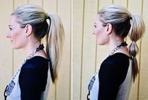 Hairstyles for the gym