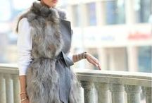 Fur vest how to style