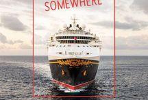 Disney Cruises / Disney Cruise Line  / by Grace Powell 😘