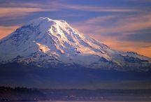 WA - Mount Rainier / Mount Rainier
