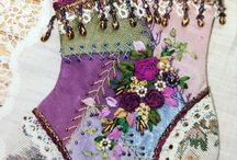 Crazy Quilts 2 / More beautiful inspiration  / by Kathy Miller