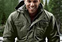 Men's Active Jackets / Men's active jackets for the great outdoors.