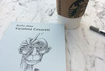 coffee, book and other stuff