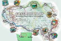 WA - Washington Cities - Cascade Loop Cities