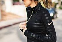 Women's Active Jackets / Women's active jackets for running, cycling, trekking and outdoor activities.
