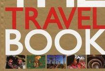Travel Books / Travel books to prepare the next adventures.