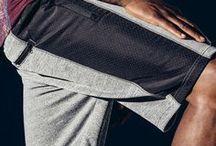 Men's Active Shorts / 0