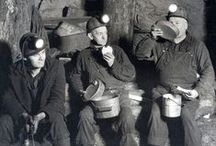 Miners-Kaivosmiehet / Hard working mens