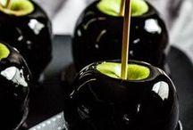 Black food / Tout ce qui concerne ma fascination pour le noir et la bouffe, le tout réuni. Biencontence infinie.