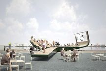 Outdoor theaters / Architecture