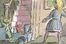Edward Ardizzone / Illustrator and Writer of Children's Books, War Artist.  1900-1979.