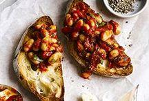 Sandwiches & bruschetta