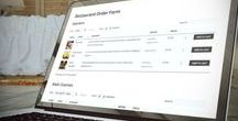 Online Ordering Systems for Restaurants / Images showing how to create an online restaurant order system to take food delivery orders online. This system uses WordPress with the WooCommerce plugin.