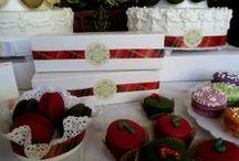 Cajas - Packaging / Las cajas decoradas siempre me gustaron... Embalajes que acompañan la calidad de sus productos / by Iris Alba