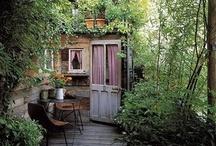 outdoor / garden, porch, balcony ...