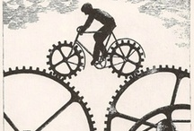 Bicycle Art / The coolest bicycle-themed illustrations, posters and other works of graphic design. Enjoy!