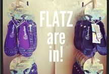 Flatz & Softsockz / The new Flatz are here! Comfortable. Global. Conscious. They are hand-made by weaving cooperatives in villages around the country of Guatemala, creating a unique and fashionable look.  Hmong Softsockz are indoor slippers that are handmade from veggie-dyed, hand-loomed and hand-woven natural fibers lined with soft jersey fabric. No two are alike! This simple yet soulful product combines comfort with consciousness.