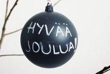 SEASONS | Holidays! Joulu!