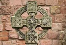 Design… Celtic... / The flowing lines, the love of colour, symbolic art... / by Rosalyn Smaill