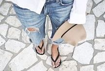 Flopz Fashion / Summer, Fall, Winter & Spring - Flip Flopz and Feelgoodz are a year round love affair!