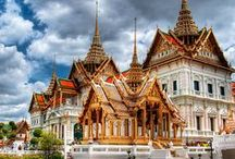 Thailand ✈  / A captivating portrait of the world-famous Thai hospitality and must-see attractions.