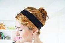 Easy Updos / Easy updos for the girl on the go.