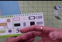 Cricut Ideas and Tutorials / Ideas for using cricut cartridges.