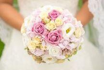 Brautsträuße / Eine Sammlung von schönen Brautsträußen, als Inspiration für meine Brautpaare.