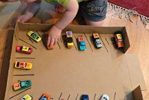 Aktiviteter og leg for børn