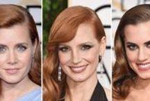 Best Golden Globes Hairtyles / Golden Globes Hairstyles we love.