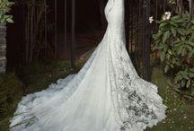 Bröllopsklänningar