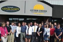 Meet the Otter Creek Team / Otter Creek is proud to be celebrating our 35th year of industry-leading service to our customers in Vermont, Upstate New York and New Hampshire. We are an industry leader in the marketing and sales of sophisticated awning systems for home and business owners.  Today we are also one of New England's largest builders of year-round sunrooms and 3-season patio rooms.  As a Vermont-owned company, we consider our team of professional staff to be one of our greatest assets.