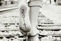 Railroad Tracks Poses