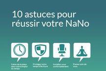 NaNoWriMo / Tableau collaboratif regroupant des articles sur le NaNoWriMo