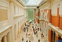 Museums in the United States / Art Institute of Chicago The Frick Collection (New York),   National Gallery of Art (Washington, D.C.)   Metropolitan Museum of Art (New York),  Arizona-Sonora Desert Museum (Tucson, Ariz.) , National Naval Aviation Museum (Pensacola, Fla.)