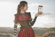 Costume Inspiration: Renaissance/Fantasy/Steampunk