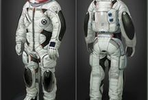Costume Inspiration: Space suit