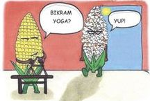 Yoga Humor / Select yoga inspired humor brought to you by www.karmicfit.com