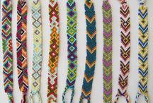 Friendship Bracelets /  . . . / by Ellie Porter 🌻