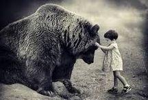 Girls and Bears