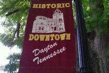 Dayton, TN / by Bryan College AGS