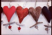 HEARTS .....hand made whit love !!