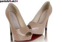 Wysokie obcasy / High heels / Najmodniejsze i najwygodniejsze buty na imprezowe szaleństwa!