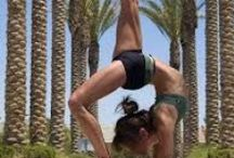 Crazy Yoga Poses / Think you've got what it takes? Check out some of the craziest yoga poses we've found online! Email adam@karmicfit.com to be invited to pin your favorite finds if you've seen crazier!