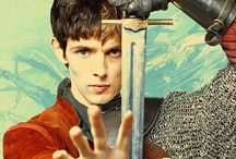 Merlin / Two sides of the same coin / by Sonja Civit