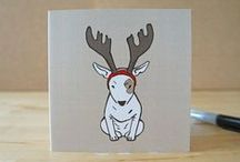 Christmas / Lots of suggestions for a joly crafty Christmas!