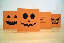 Halloween / Everything about Halloween - Party ideas, cards, decoration, costumes