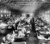 Influenza Epidemic 1918-1920 / While this epidemic is often described as occurring from 1918-1919, it actually lasted approximately 2 years. In 1920 it ravaged Lake Placid,NY, where it claimed the lives of both my great great grandparents on the same day.